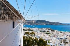 Mykonos island Royalty Free Stock Photo