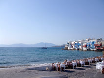 Mykonos Magic Royalty Free Stock Images