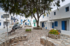 In Mykonos town Royalty Free Stock Photography