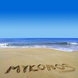 Mykonos Stock Photos