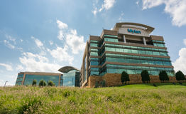 Mylan Headquarters in Canonsburg, Pennsylvania Royalty Free Stock Photography