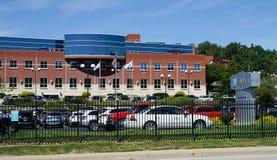 Mylan设施在摩根敦WV 免版税库存图片