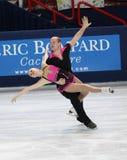 Mylene BRODEUR/John MATTATALL (POSSA) Fotografie Stock