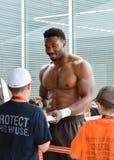 Myles Garrett NFL Cleveland Browns Стоковые Изображения RF