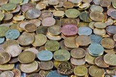 mynt Arkivfoton