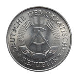mynt ddr Arkivbild