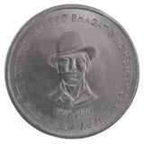 Mynt för indisk rupie Royaltyfria Foton