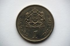 Mynt från socialisten Vietnam royaltyfria foton