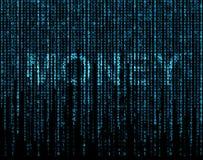 Mynt och pappers- pengar Arkivbilder