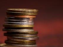myntbunt arkivbild