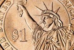 myntdollar Arkivbild
