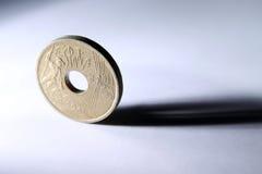 myntspanjor Fotografering för Bildbyråer