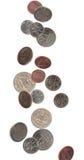 myntvaluta oss Arkivbild
