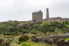 Mynydd Parys Mountain Royalty Free Stock Photos