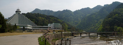Myohyang mountains, DPRK (North Korea) Stock Photo