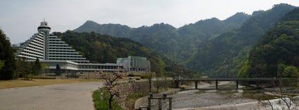 Myohyang mountains, DPRK (North Korea) Stock Photo