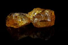 Myrrh Resin Royalty Free Stock Photography
