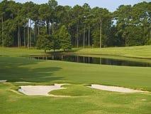 myrtle γκολφ παραλιών στοκ εικόνες με δικαίωμα ελεύθερης χρήσης
