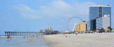 Myrtle Beach fotos de archivo