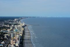 Myrtle Beach Images libres de droits