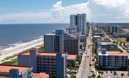 Myrtle Beach Image stock