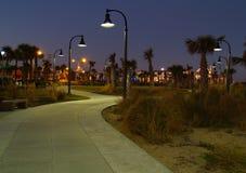 Myrtle Beach Boardwalk Stock Photography