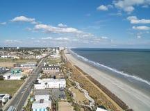 Myrtle Beach Grand Strand Arkivbild