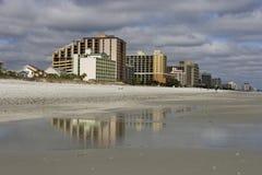 Myrtle Beach na mola Fotografia de Stock Royalty Free