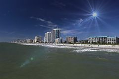 Myrtle Beach royalty free stock photo