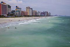Myrtle Beach, South Carolina Royalty Free Stock Photo
