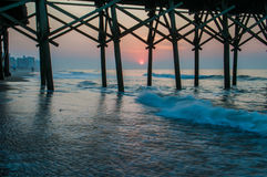 Myrtle beach south carolina Royalty Free Stock Photos