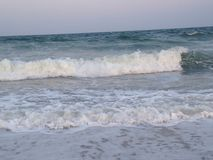 Myrtle Beach. South Carolina Alantic royalty free stock photography