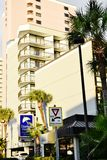 Myrtle beach south carolina usa modern  hotel Stock Images