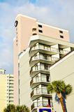 Myrtle beach south carolina usa modern  hotel Stock Photography