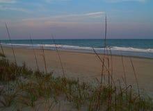 Myrtle Beach Sunset Photographie stock libre de droits