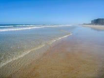 Myrtle Beach Surf Ripples imagem de stock
