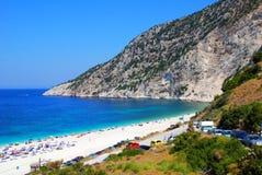 Myrtos Stock Image