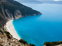 Free Myrtos Beach Stock Photos - 32860143