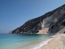 Myrtos Beach Royalty Free Stock Photo