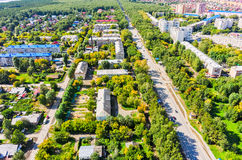 Mys residential complex. Tyumen. Russia Royalty Free Stock Image