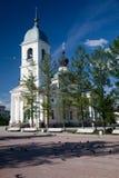 Myshkin Catedral Foto de Stock Royalty Free