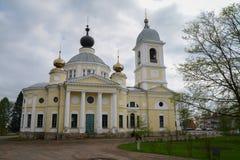 Myshkin, Russian city. Myshkin, one of the oldest Russian city Royalty Free Stock Photos