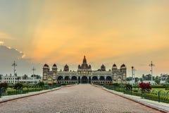 Mysore Ινδία στοκ εικόνα με δικαίωμα ελεύθερης χρήσης