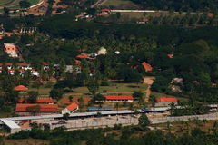 Mysore miasta racecourse Zdjęcia Royalty Free