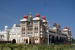Mysore pałac, Mysore, Karnatak, India obrazy stock