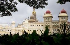 Mysore pałac grobowiec Zdjęcia Stock