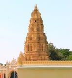 Mysore pałac gruntuje Karnataka ind Zdjęcia Stock
