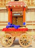 Mysore pałac gruntuje Karnataka ind Obrazy Royalty Free