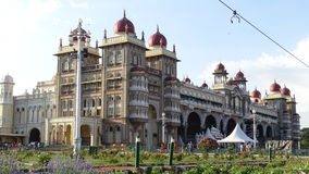 Mysore pałac, India fotografia stock