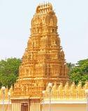 Mysore pałac Karnataka ind Obraz Stock